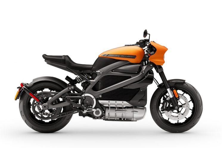 Harley-Davidson® Electric Livewire® 2020