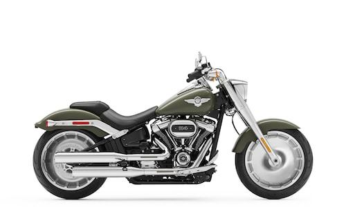 2021 Harley-Davidson® Fat Boy™ 114